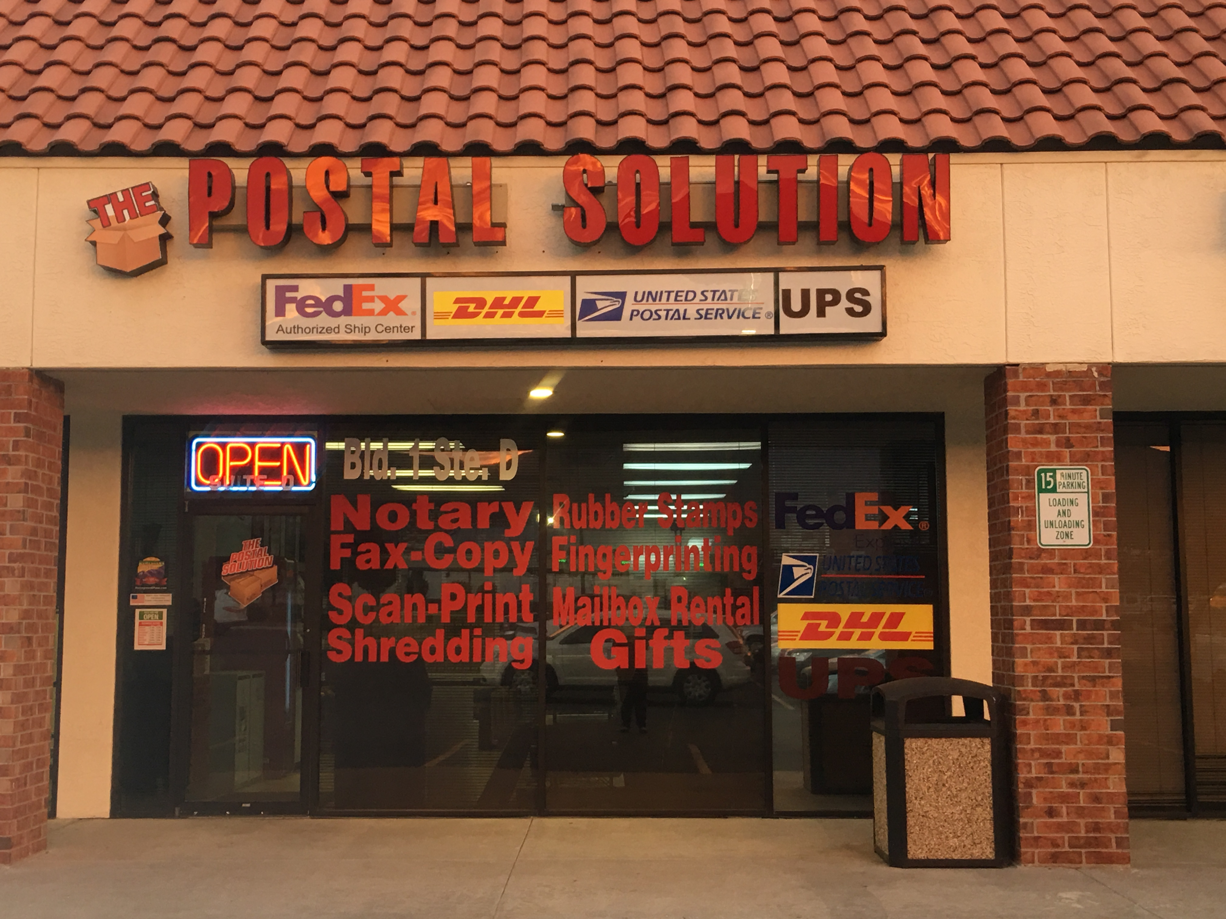 Color printing el paso tx - The Postal Solution Is A Local And Independently Owned And Operated Packing Shipping Printing And Business Services Center Located In El Paso Tx